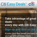 Citi Easy Deals