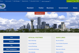 City of Dallas reviews and complaints