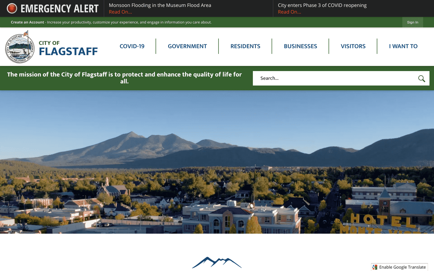 City Of Flagstaff reviews and complaints