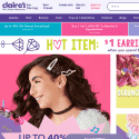 Claires Stores reviews and complaints