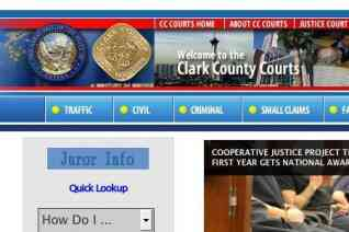 Clark County Courts reviews and complaints