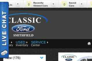 Classic Ford Of Smithfield reviews and complaints