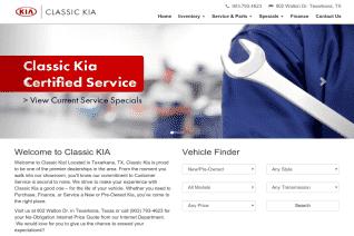 Classic Kia Of Texarkana reviews and complaints