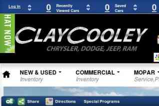 Clay Cooley Chrysler Jeep Dodge Ram reviews and complaints