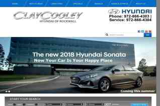 Clay Cooley Hyundai Of Rockwall reviews and complaints