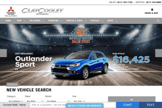 Clay Cooley Mitsubishi reviews and complaints