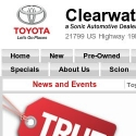 Clearwater Toyota