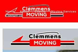 Clemmens Moving reviews and complaints