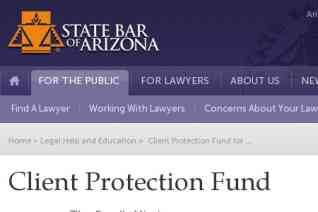 Client Protection Fund reviews and complaints
