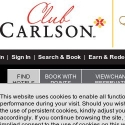Club Carlson reviews and complaints