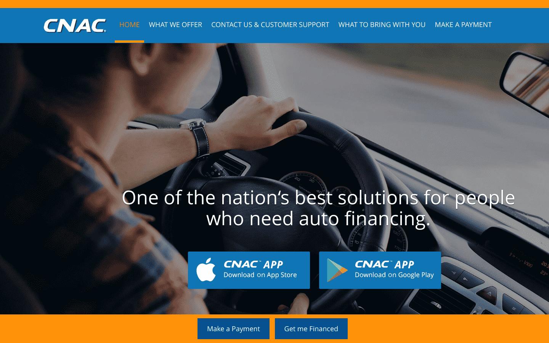 Cnac Financing reviews and complaints
