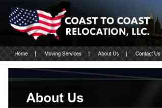 Coast To Coast Relocation reviews and complaints