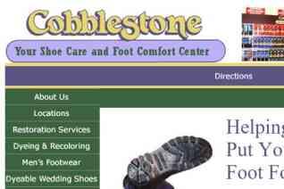 Cobblestone Shoe Repair reviews and complaints
