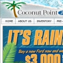 Coconut Point Ford reviews and complaints
