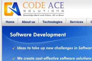 Code Ace Solutions reviews and complaints