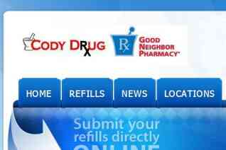 CODYS Pharmacy reviews and complaints