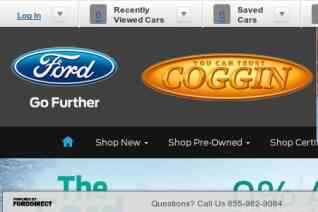 Coggin Deland Ford reviews and complaints