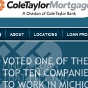 Cole Taylor Mortgage reviews and complaints