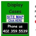 Collectors Display Case