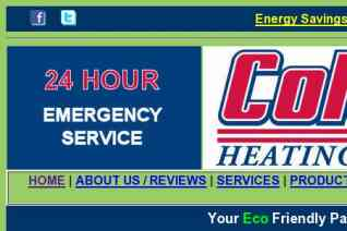 Colonial Heating and Cooling reviews and complaints