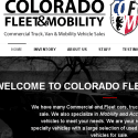 Colorado Fleet And Mobility