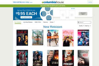 Columbia House reviews and complaints