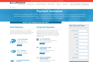 Comdata Payment Innovation reviews and complaints