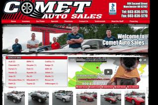 Comet Auto Sales reviews and complaints