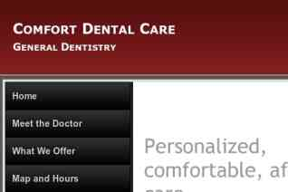 Comfort Dental Care reviews and complaints
