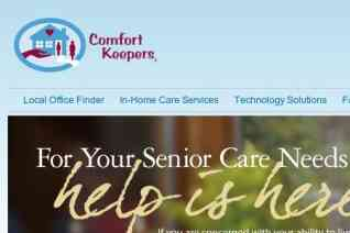 Comfort Keepers Home Care reviews and complaints