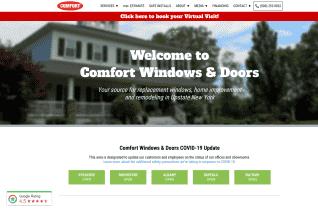 Comfort Windows reviews and complaints