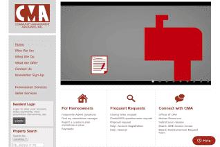 Community Management Associates reviews and complaints