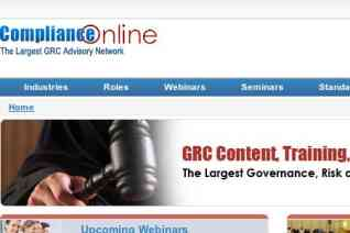 Complianceonline reviews and complaints