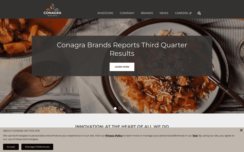 Conagra Brands reviews and complaints
