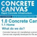 Concrete Canvas