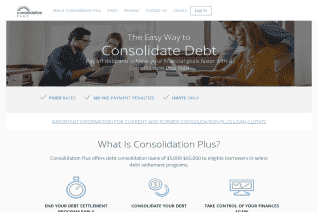 Consolidation Plus reviews and complaints