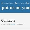 Consumer Advocates Services