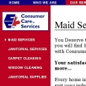 Consumer Care Maids reviews and complaints