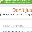 Consumer Complaints Forum