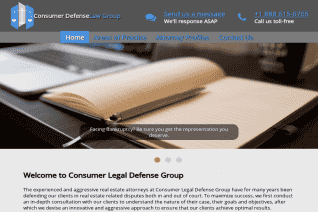 Consumer Defense Law Group reviews and complaints