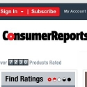 Consumer Reports reviews and complaints