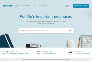 ConsumerAffairs reviews and complaints