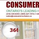 Consumers Choice windows