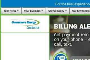 Consumers Energy reviews and complaints