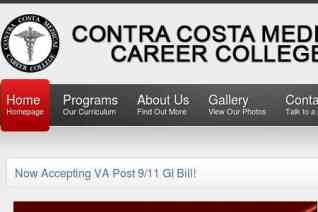 Contra Costa Medical Career College reviews and complaints