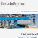 ContractorParts reviews and complaints