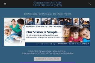 Contractors For Kids reviews and complaints