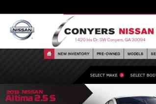Conyers Nissan reviews and complaints