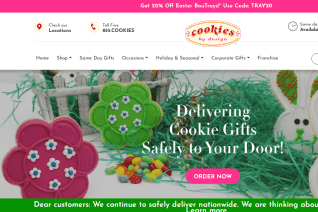 Cookies By Design reviews and complaints