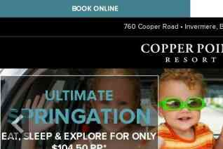 Copper Point Resort reviews and complaints
